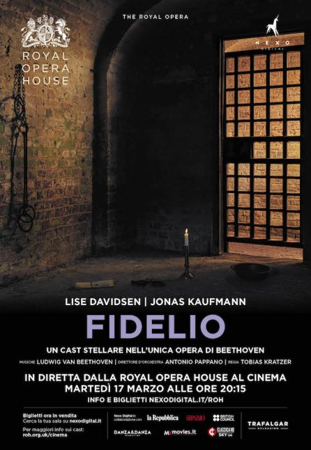 FIDELIO - DAL ROYAL OPERA HOUSE 2019/2020